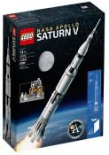 LEGO Ideas 21309 Rakieta NASA Apollo Saturn V