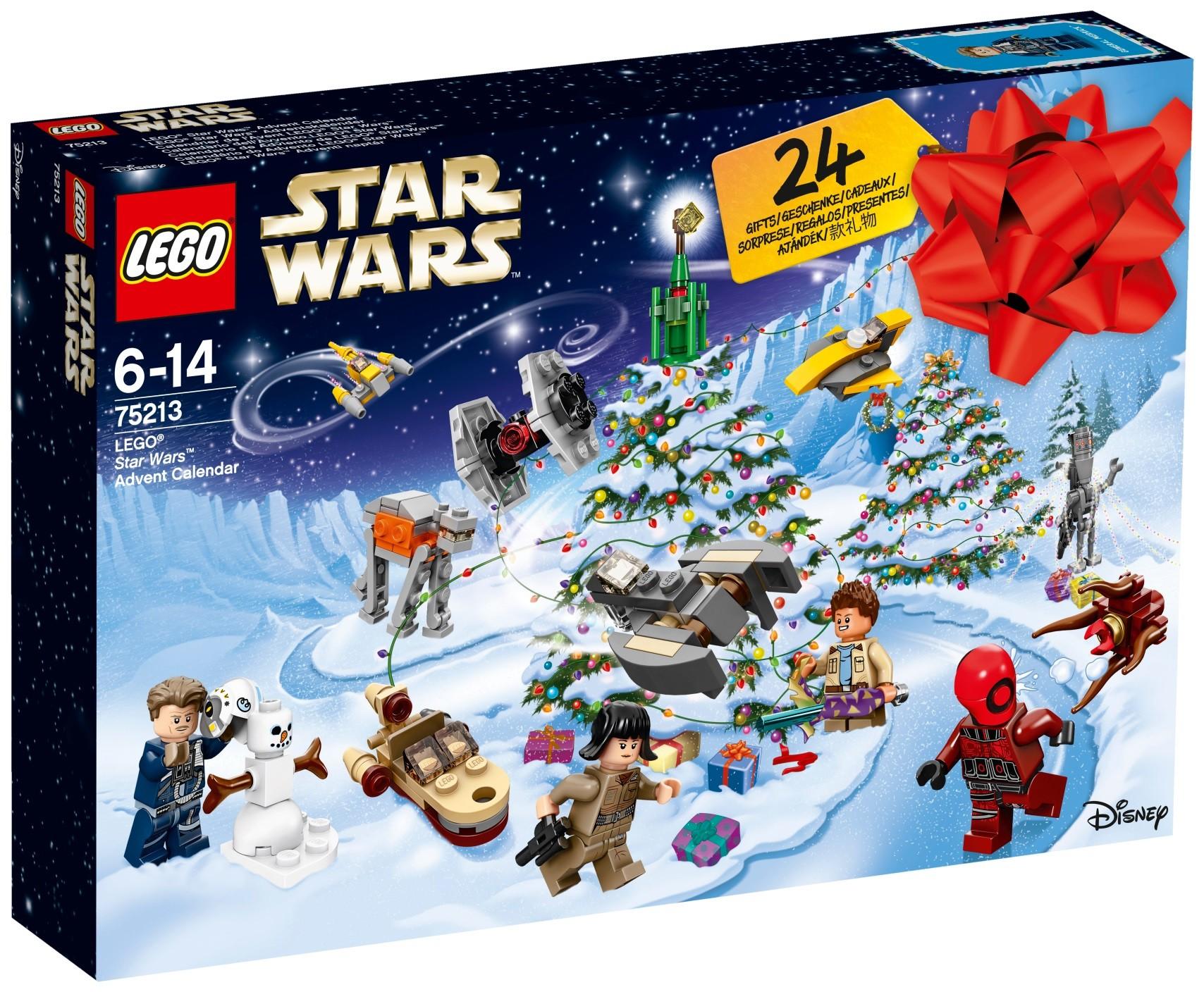 Lego Star Wars 41353 Kalendarz Adwentowy Super Oferty Na Klocki Lego