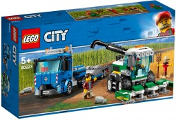 LEGO CITY 60223 Transporter kombajnu