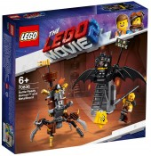 LEGO MOVIE 2 70836 Batman# i Stalowobrody