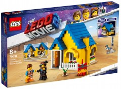 LEGO MOVIE 2 70831 Dom Emmeta/Rakieta ratunkowa