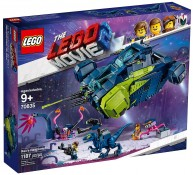 LEGO MOVIE 2 70835 Rexplorer Rexa!