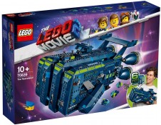 LEGO MOVIE 2  70839 Rexcelsior