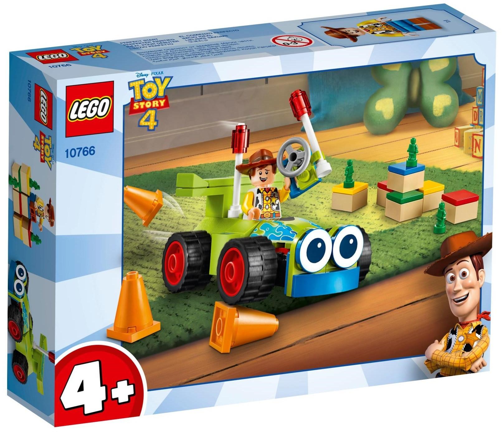 Lego Toy Story 4 10766 Chudy I Pan Sterowany Super Oferty Na Klocki
