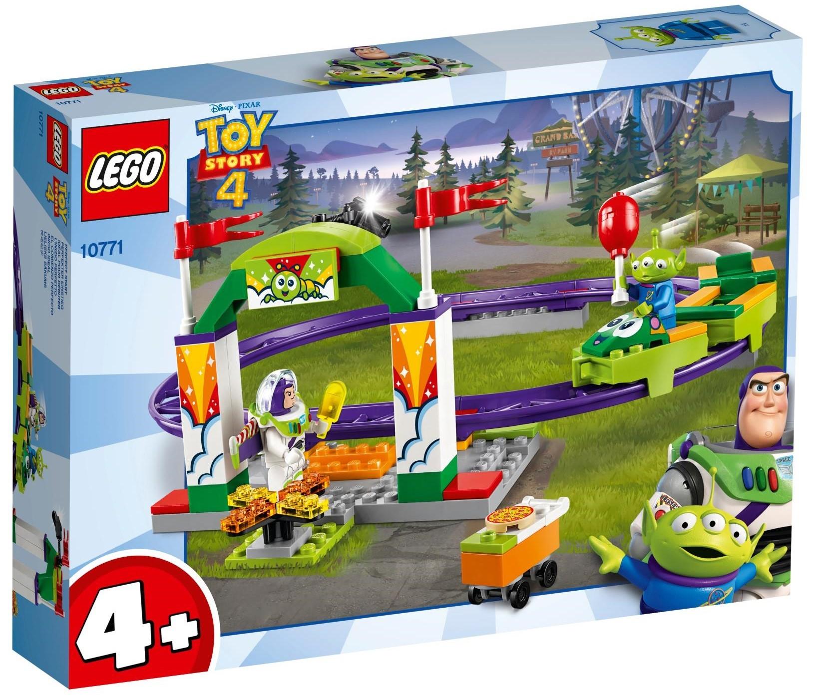 Lego Toy Story 4 10771 Karnawałowa Kolejka Super Oferty Na Klocki Lego