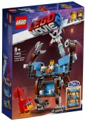 LEGO MOVIE 2 70842 Mechaniczna kanapa Emmeta