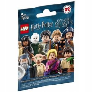 LEGO Minifigures 71022 Harry Potter /22/ Percival Graves