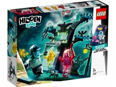 LEGO HIDDEN SIDE 70427 Witaj w Hidden Side