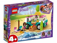LEGO FRIENDS 41397 Food truck z sokami