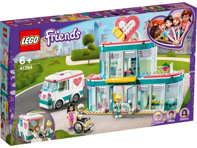 LEGO FRIENDS 41394 Szpital w Heartlake