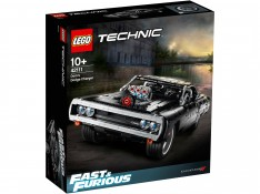 LEGO TECHNIC 42111 Dom's Dodge Charger