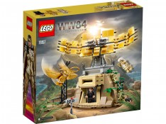 LEGO SUPER HEROES 76157 Wonder Woman™ vs Cheetah