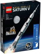 LEGO Ideas 92176 (21309) Rakieta NASA Apollo Saturn V