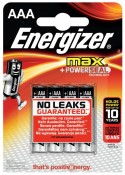 Baterie Energizer Max AAA (LR03) 4 pack