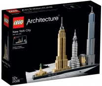 LEGO Architecture 21028 Nowy Jork (New York City)